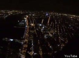 New Video Shows Jump From Top Of One World Trade Center