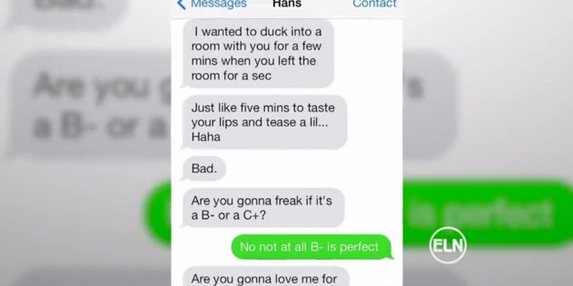 Sex texting