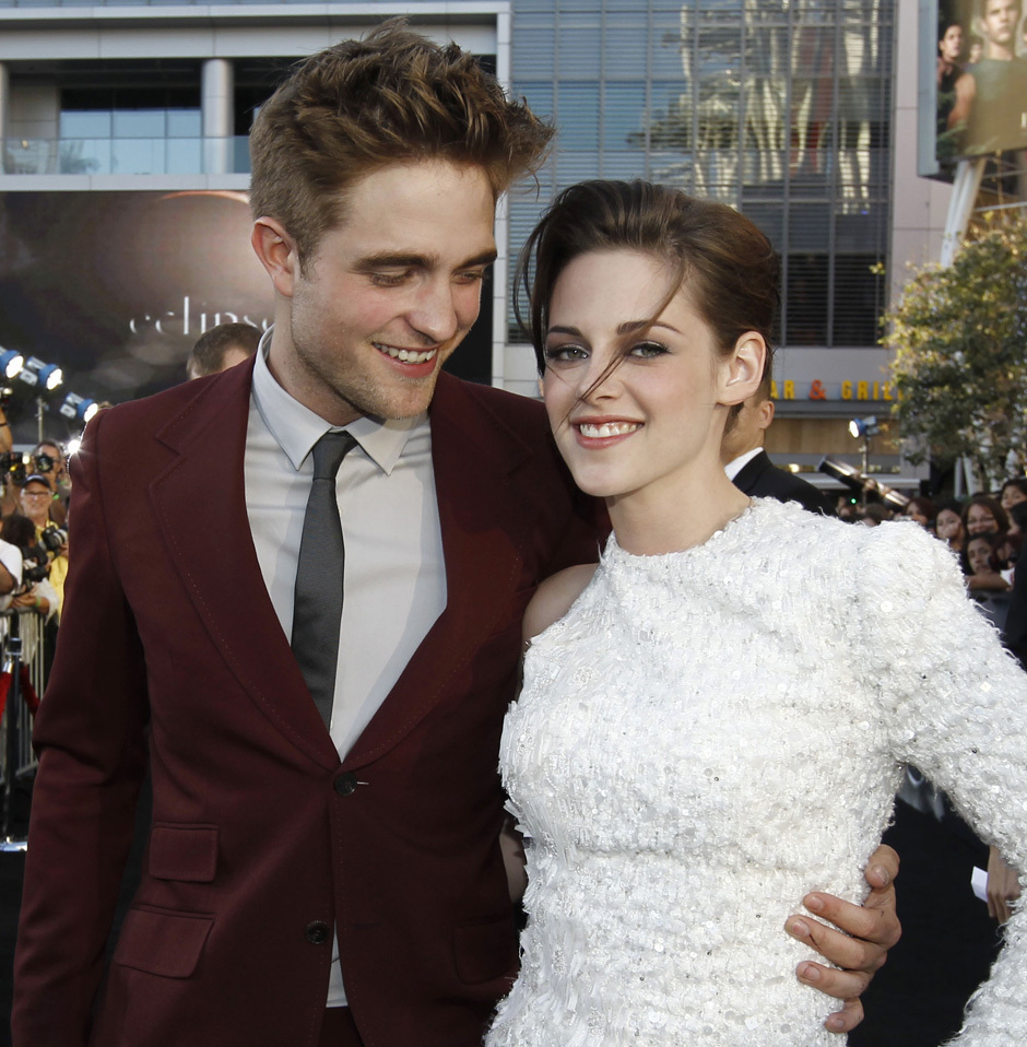 'Twilight Eclipse' Premiere PICS: Robert Pattinson ...