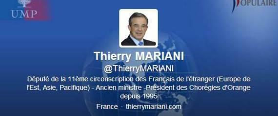 MARIANI TWITTER
