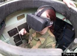 Norwegian Army Using Virtual Reality To Build 'Transparent Tanks'