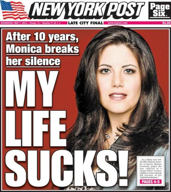 Right! think, sexy photos of monica lewinsky right! So
