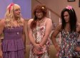 Jimmy Fallon, Seth Rogen And Zac Efron Are Selfie-Obsessed Teenage Girls In 'Ew!'