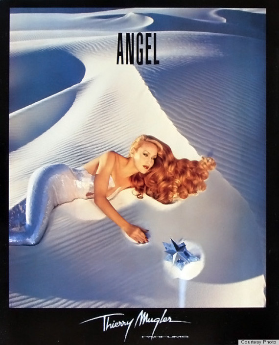 jerry hall thierry mugler