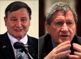 Richard Holbrooke Karl Eikenberry