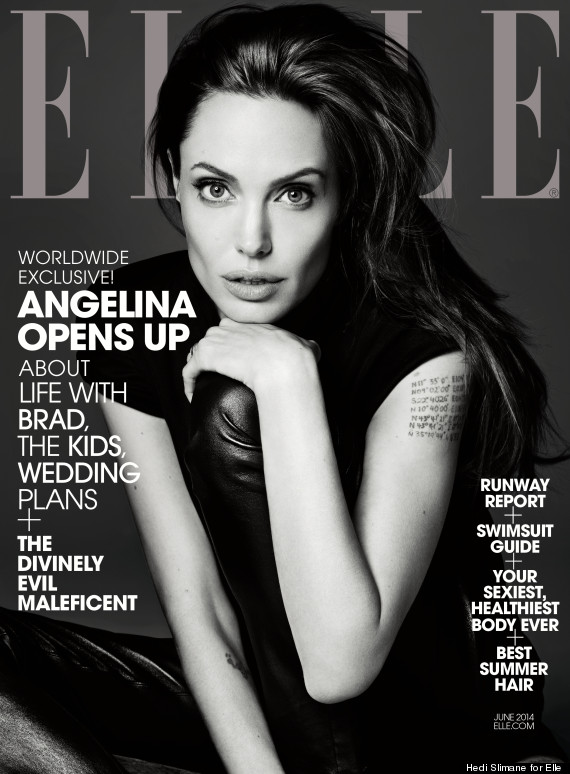 Jolie Magazine November 2017 Issue: Angelina Jolie Never Thought She'd Have Kids Or 'Meet The