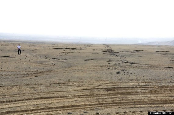 Mysterious Rock Lines Found In Peru Predate Ancient Nazca Lines By Centuries, Scientist Say O-ROCK-LINES-570
