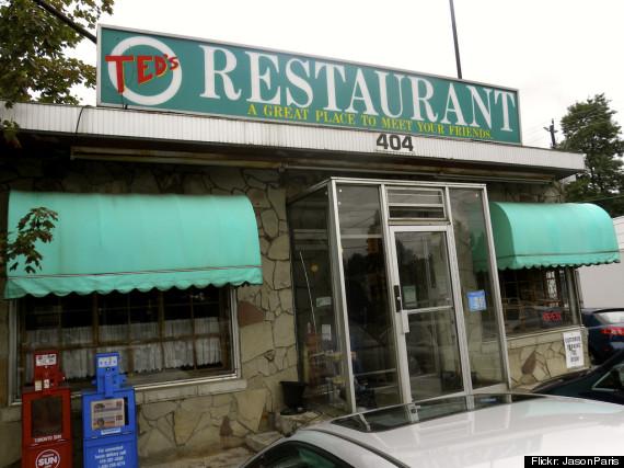 teds restaurant