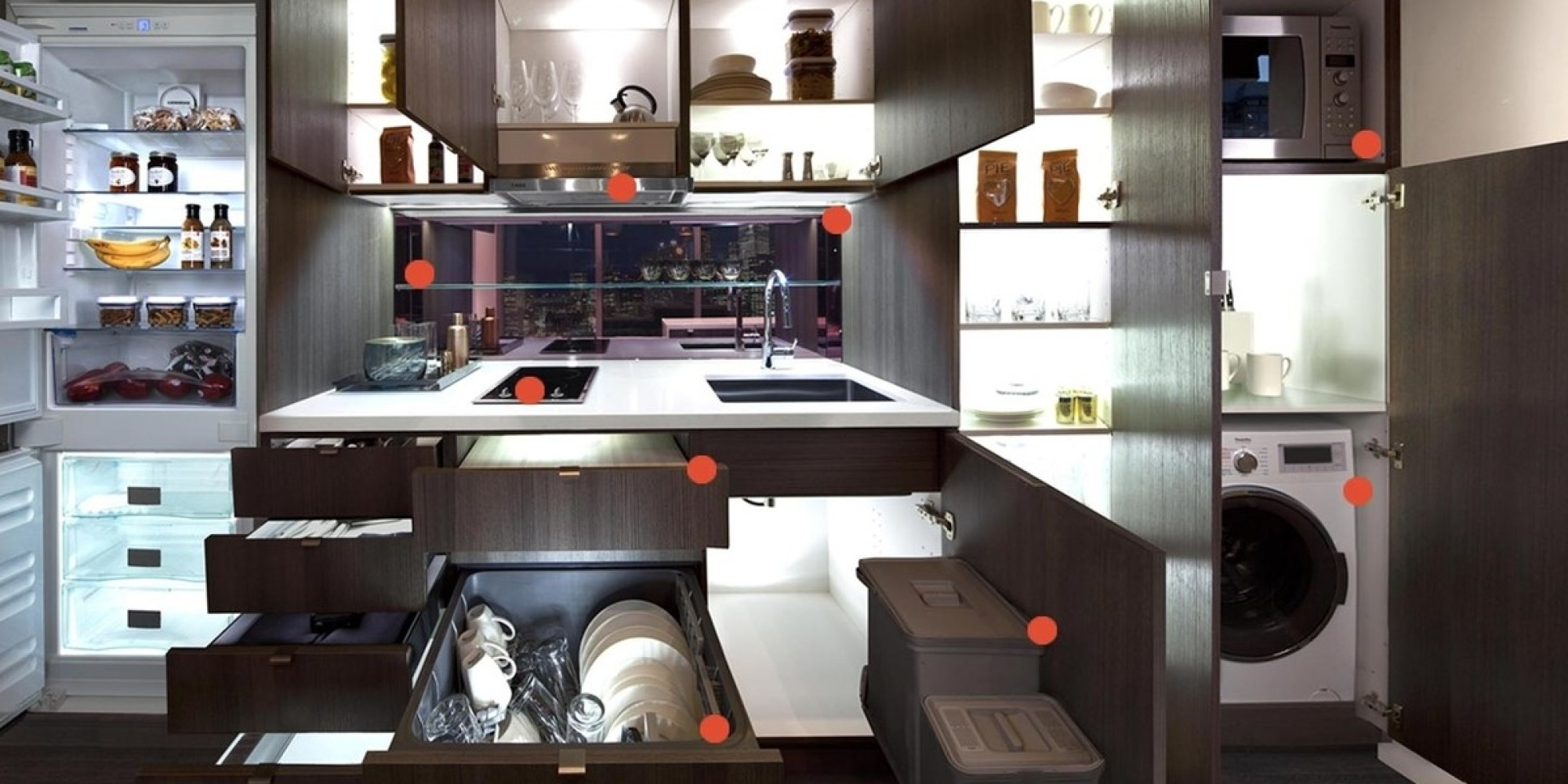Toronto's Smart House Micro-Condo Wins Design Awards
