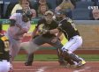 This Might Be The Worst Baseball Swing Ever (VIDEO)