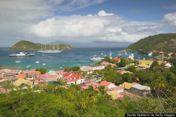 island of guadaloupe