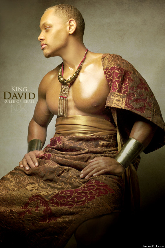 king david icon