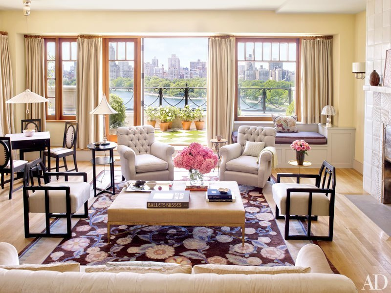 Guess Which Celebrity Lives In This Stunning Nyc Triplex
