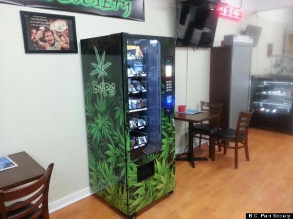 marijuana drying machine