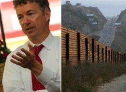 Rand Paul Border Fence