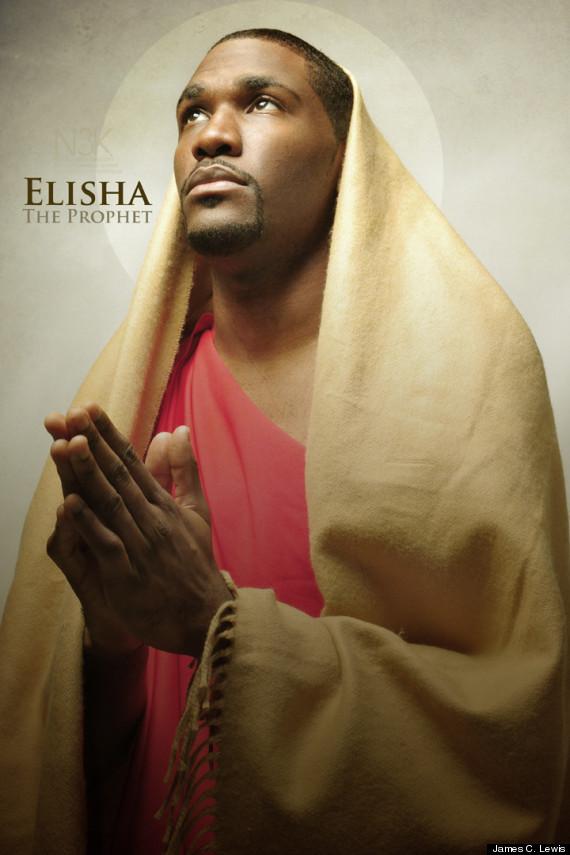 elisha noire bible