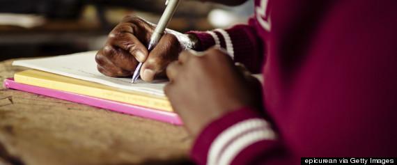 black girls learning