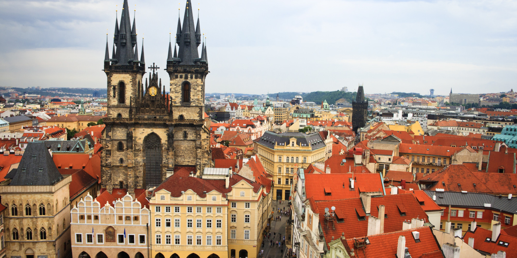 12 Hours in Prague, Czech Republic | HuffPost