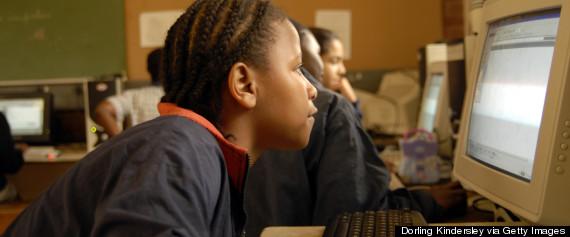 school girls africa