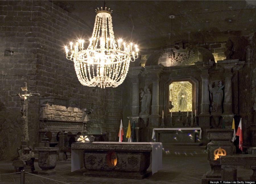 cave chapel