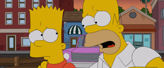 THE SIMPSONS TV