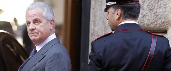 Claudio Scajola arrestato