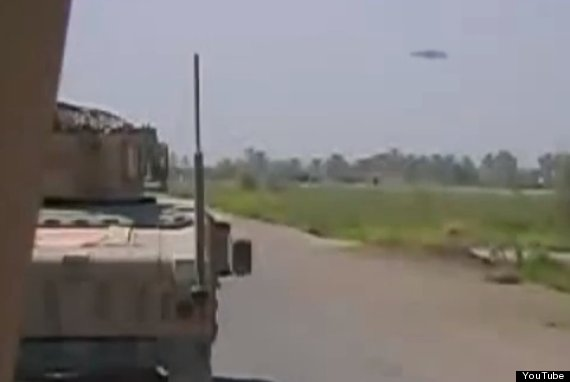 ufo attacks taliban camp