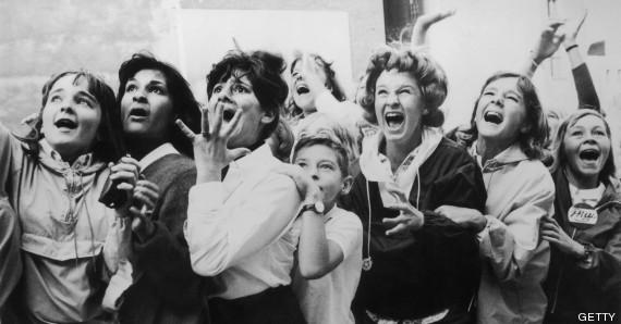 concierto beatles 1964