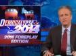 Jon Stewart Predicts 2016 Election Will Be A Lame Remix Of Bush vs. Clinton