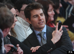 Tom Cruise Set To Surpass Himself On The Red Carpet