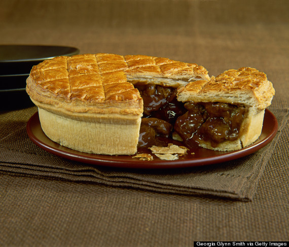pie steak and kidney
