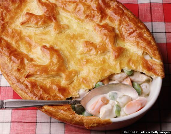 casserole pastry