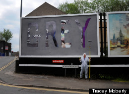 Why I Covered a Ukip Billboard Poster With My International Grey