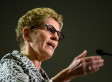 Ontario Election: Wynne Lashes Out At Harper Over Pensions, Ring Of Fire