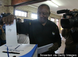 Élections en Afrique du Sud: majorité «écrasante» pour l'ANC