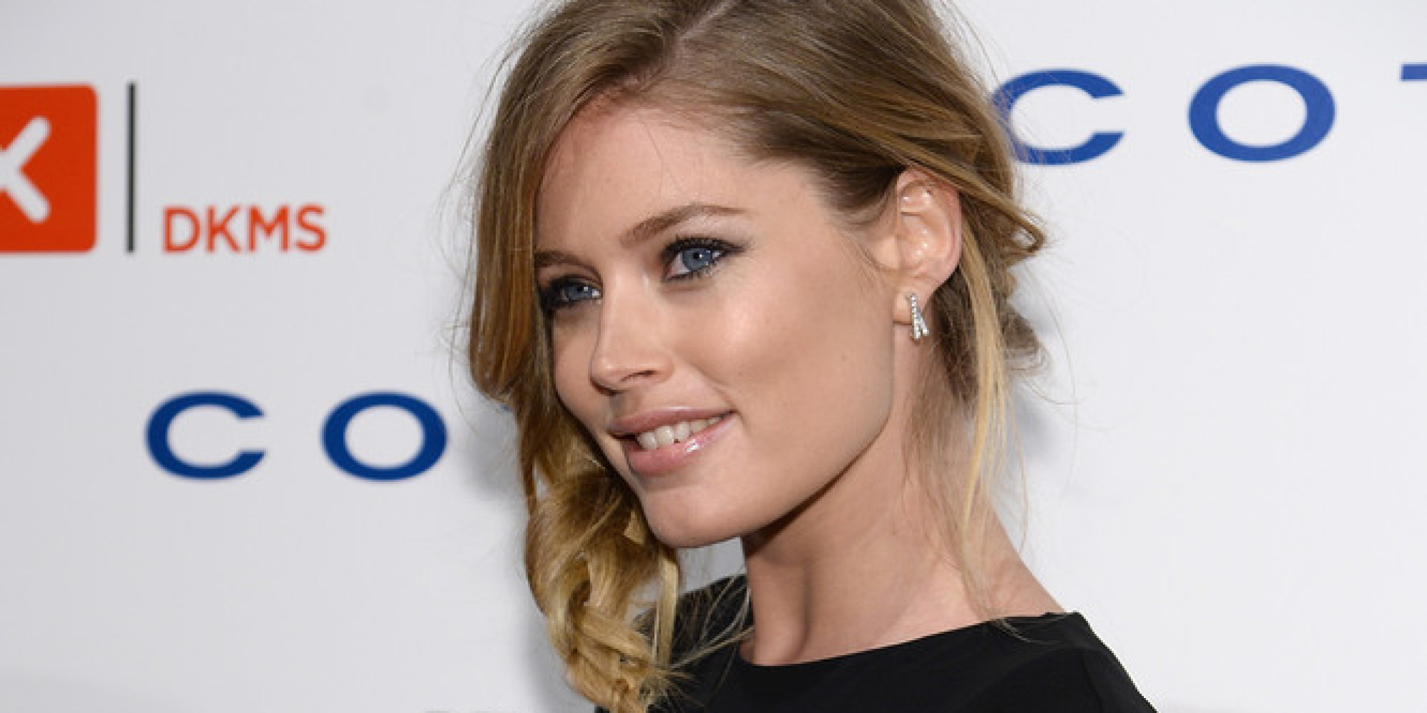 doutzen kroes hair color