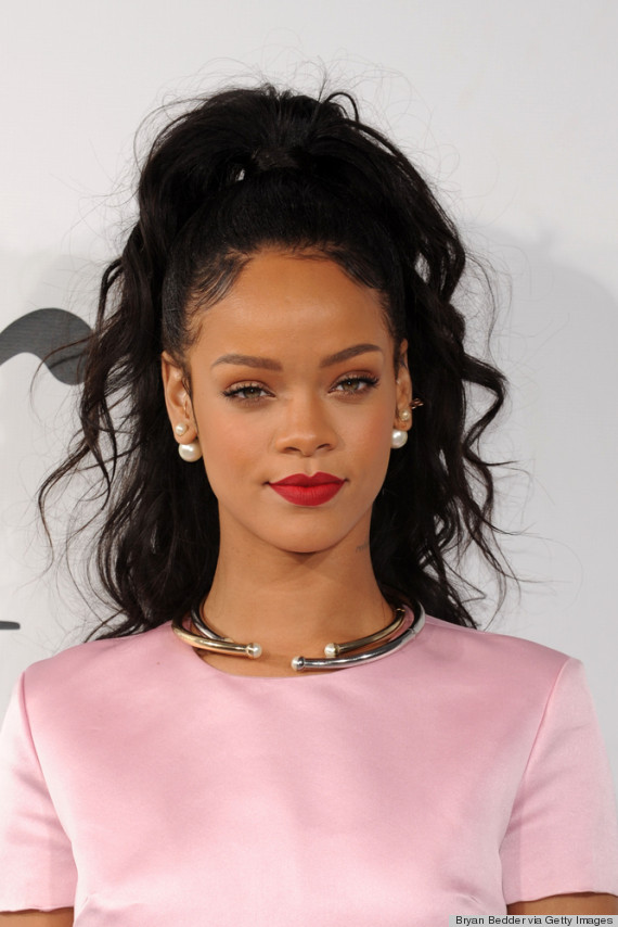 Rihanna Gets Pretty In Pink For Christian Dior Cruise