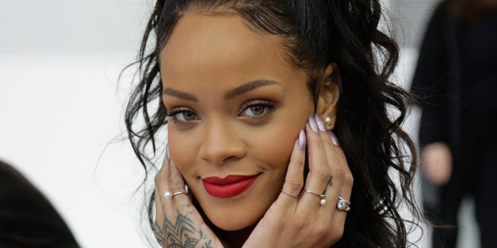 Rihanna: Rihanna Gets 'Pretty In Pink' For Christian Dior Cruise