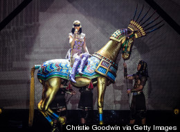 First Look: Katy Perry's 'Prismatic' Tour (PICS)