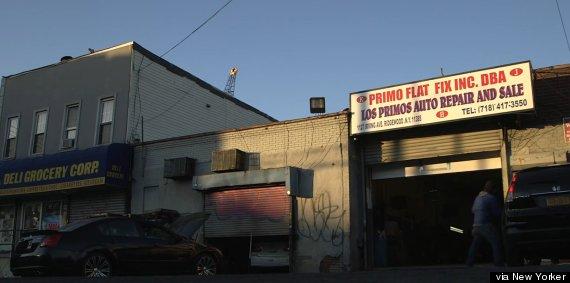 new york city radiation