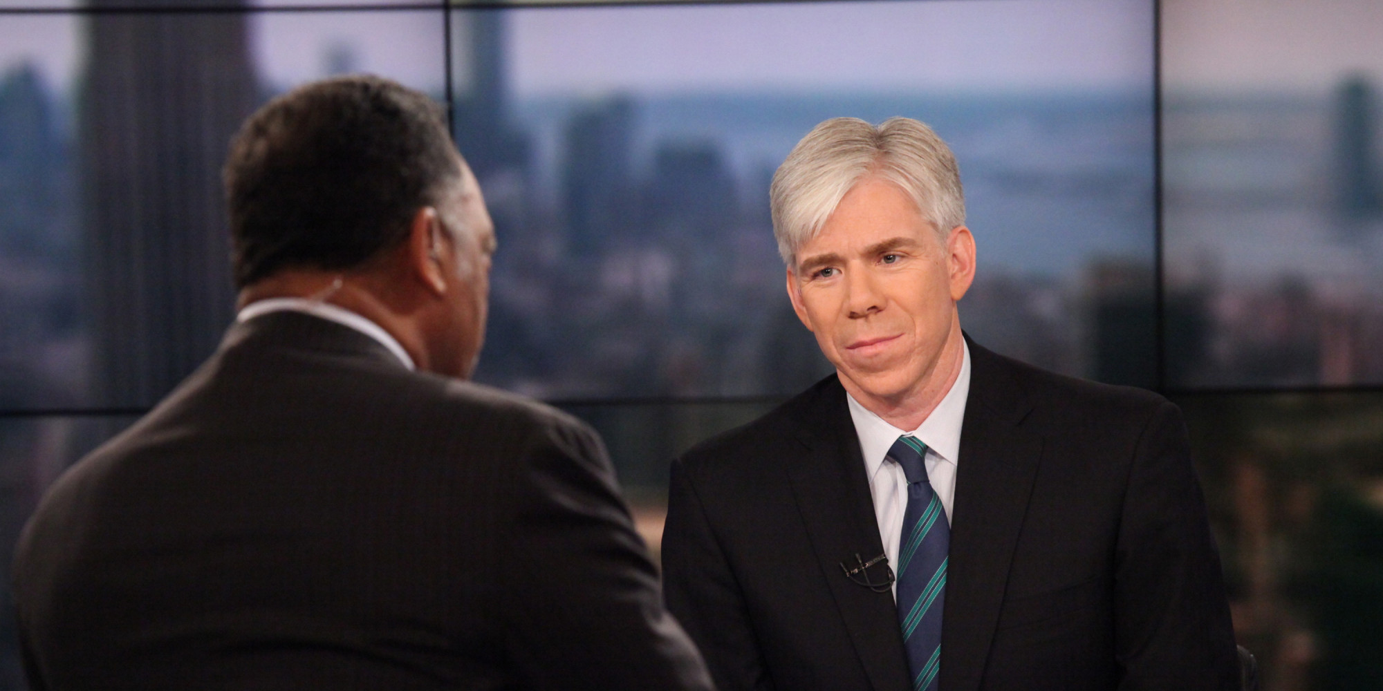 David Gregory Is Reportedly Getting $4 Million From NBC ...