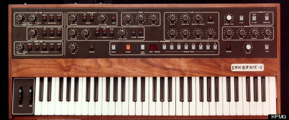 prophet5 synth