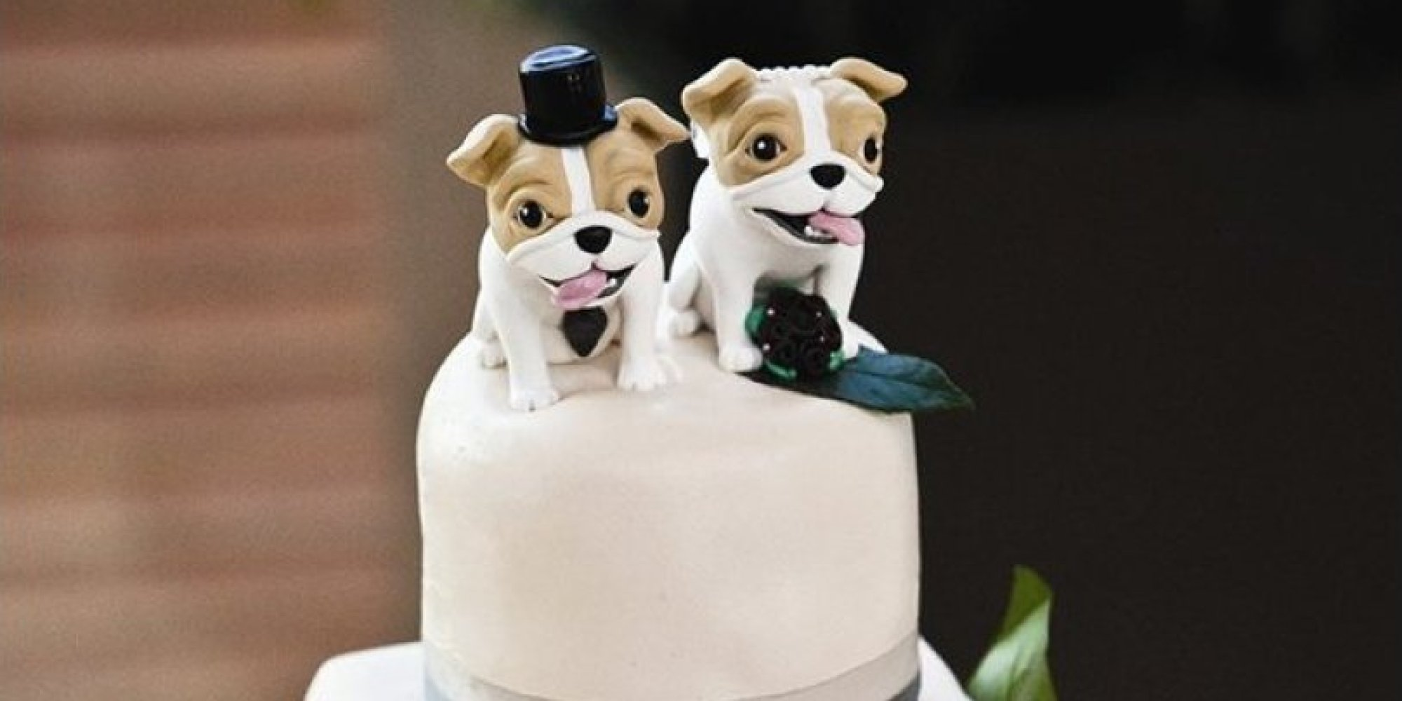 Animal Cake Toppers Are A Super Cute Option For The Young