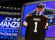 Johnny Manziel's NFL Draft Wait Ended By Browns With 22nd Pick