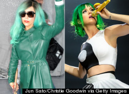 Lady Gaga Slams Katy Perry