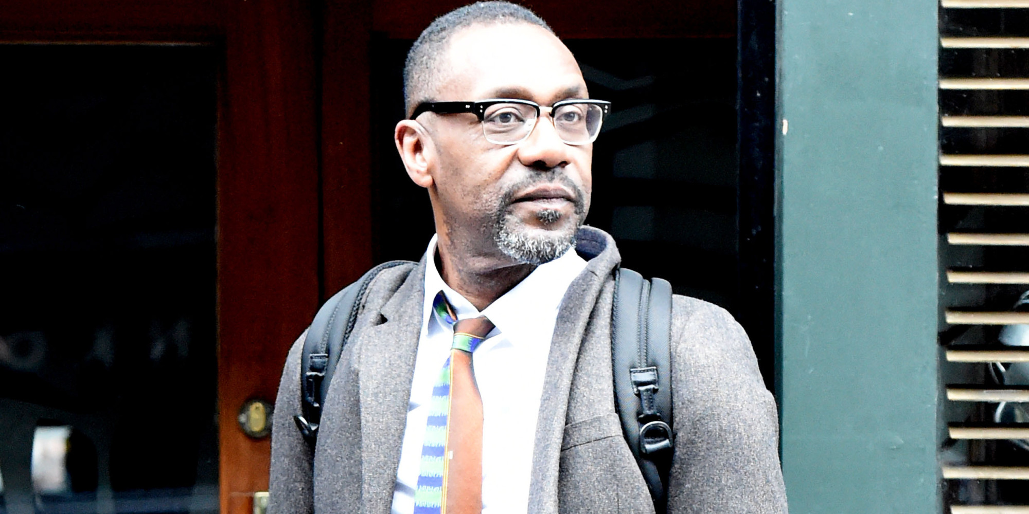 Lenny Henry Shows Off Three Stone Weight Loss After Being