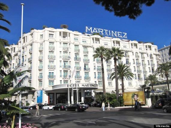 Cannes hôtel