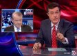 Colbert Has The Perfect Response To Fox Host's Encounter With A Viewer