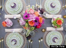Mother's Day Recipes and Decor Ideas from Svitlana Flom, Editor-in-Chief of Art de Fete
