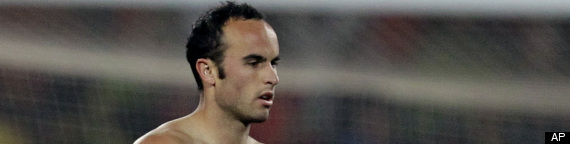 Landon Donovan Love Child